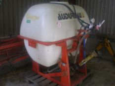1991 WESTMAC AUDUREAU 800 ltr SPRAYER