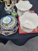 A qty of China and pottery aprox 14 items