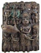 Wandrelief aus dem Benin