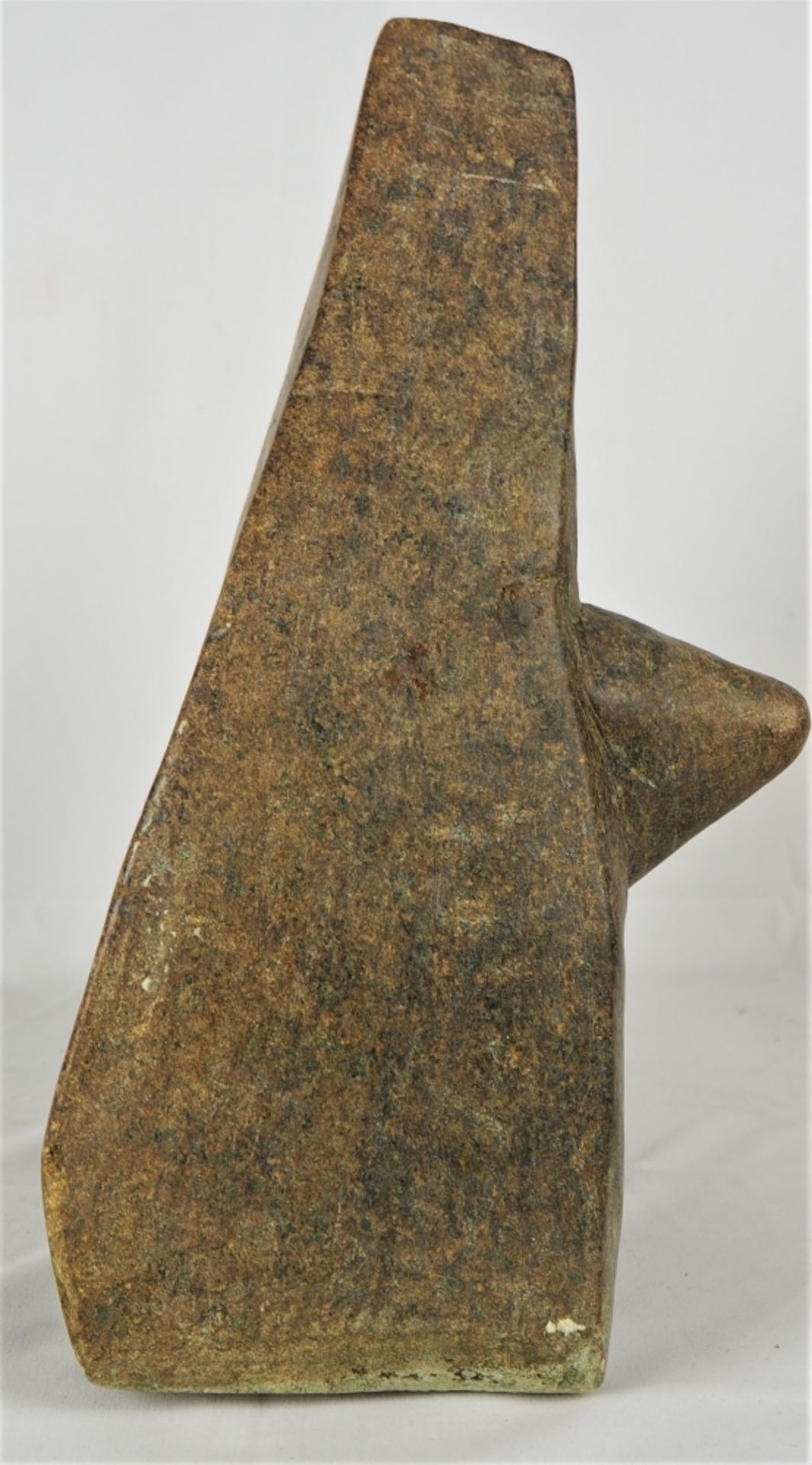 Los 371 - Kakoma Kweli (1908, Angola - 1995, Zimbabwe) - Shona-SkulpturMassive, minimalistisch gestaltete...