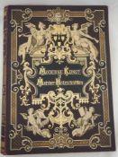 Buch: Moderne Kunst in Meister-Holzschnitten XIII. Band, Nach Gemälden und Scul