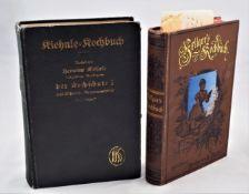 Konvolut Kochbücher, 2 Stück