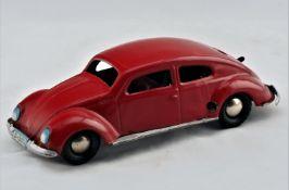 VW Käfer - Distler mit Uhrwerk, 50er Jahre