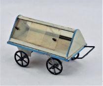 Spielzeug Servierwagen, 40/50er Jahre
