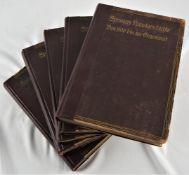 Springers Kunstgeschichte in fünf Bänden