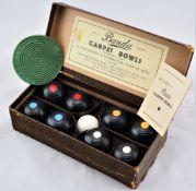 Banda Carpet Bowls, 20er Jahre
