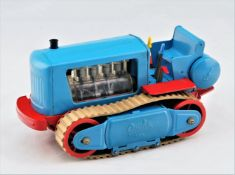 Gescha - Traktorraupe