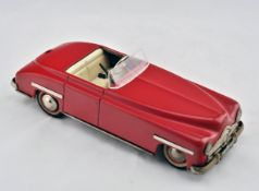 Distler - Limousine Nr. D-3150, rot