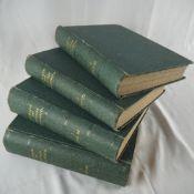 Belhagen + Klasings Monatshefte, 4 Bände