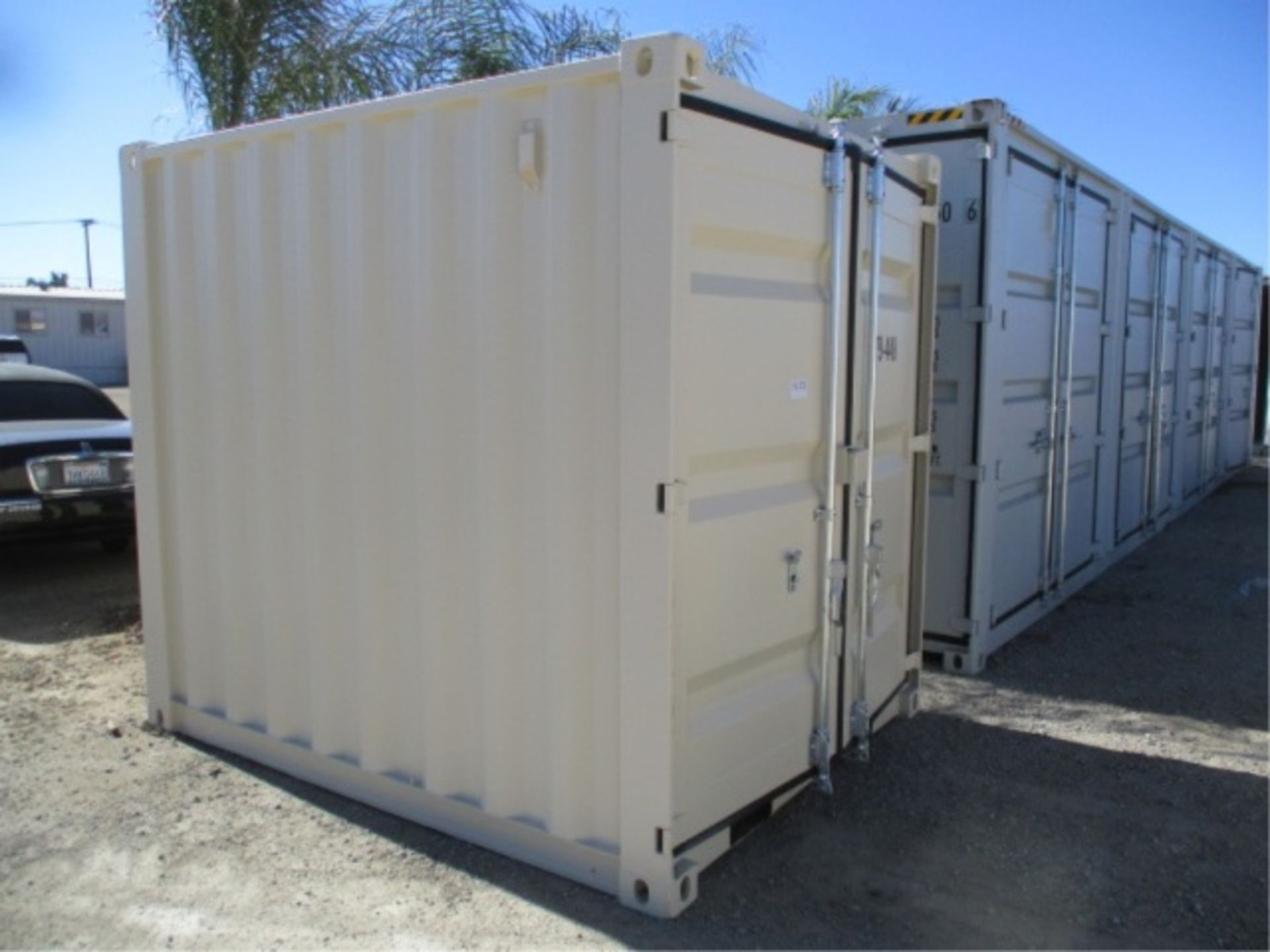 Lot 481 - Unused 9' Portable Office Container, S/N: LYP9-448