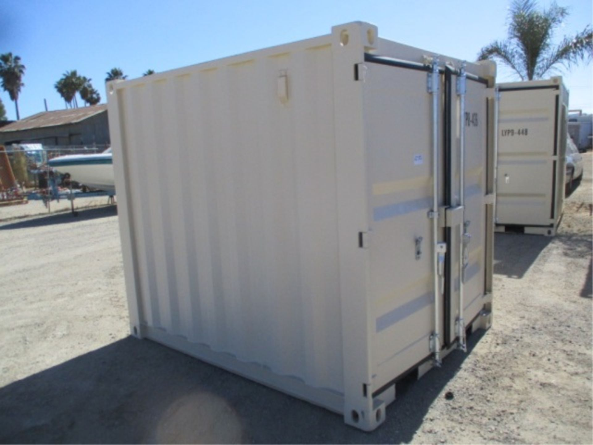 Lot 480 - Unused 8' Portable Office Container, S/N: LYP8-436