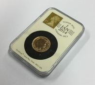 A 2014 proof full sovereign. Est. £250 - £350.