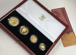 GOLD, SILVER AND OTHER COINS