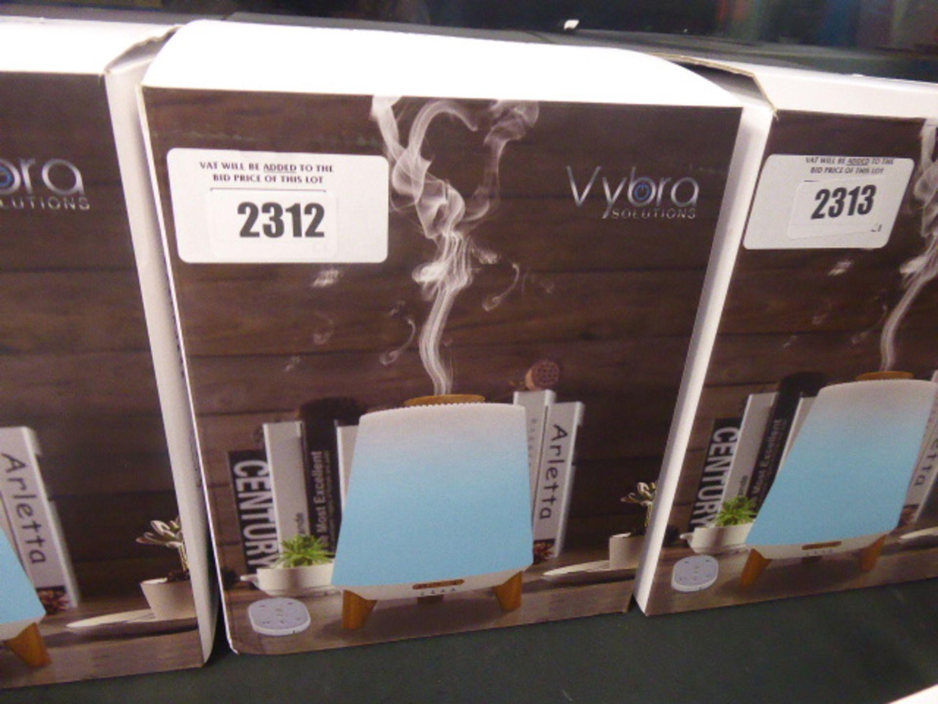 Lot 2312 - VYBRA Solutions atmos speaker in box