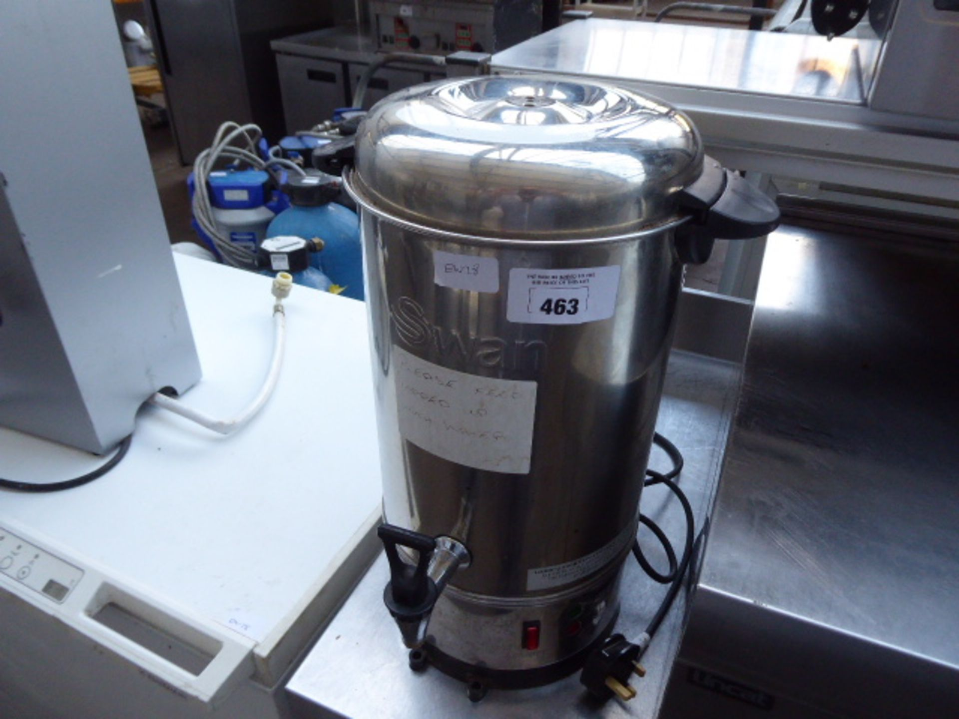 (TN 69) - Swan hot water boiler
