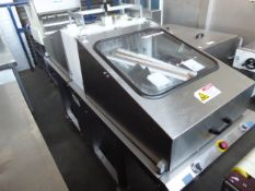 200cm x 75cm x 125cm Food Tools CS-10E pastry cutter pneumatic operated