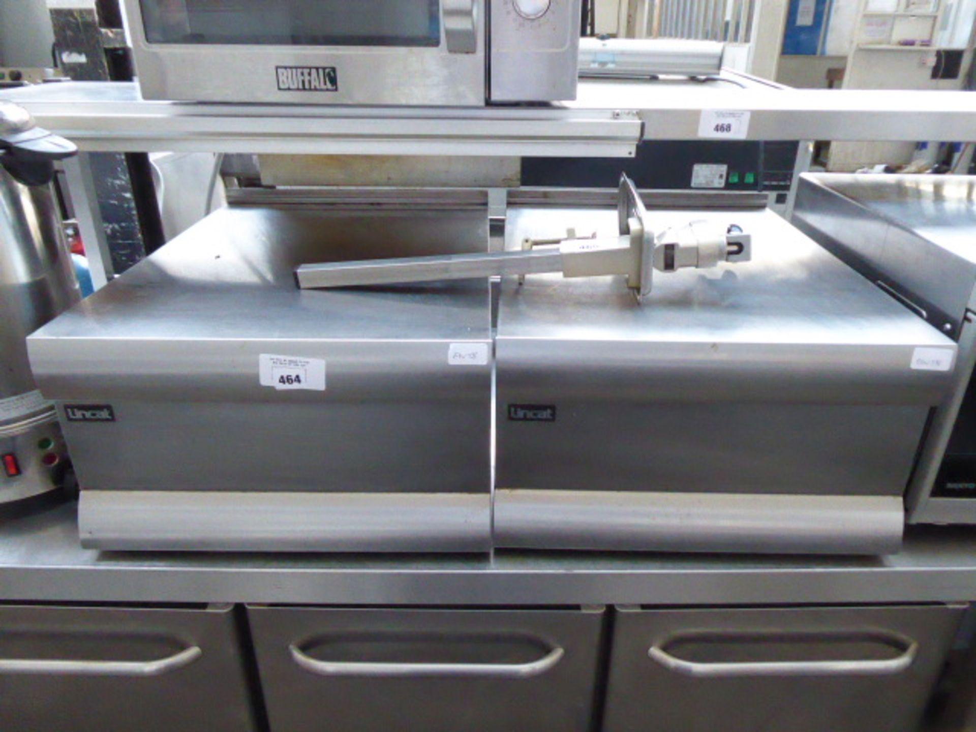 2x 44cm Lincat Ambient surfaces