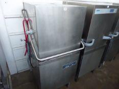 61cm Maid aid C1011 lift top pass through dishwasher