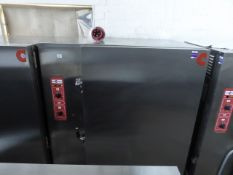 110cm Convotherm regeneration oven with 18 tray walk in trolley 3 phase electric