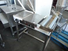 Vanguard model Hawk food packaging sealer (Failed eletrical test)