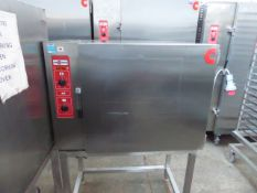 (TN 93) - 94cm Convotherm regeneration oven with 7 trays, single phase