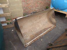 Large excavator bucket (E315460)