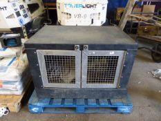 CAB Animal Transit dog carrier for pickup or 4x4