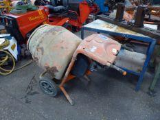 Belle Minimix petrol engine single bag cement mixer (318364)
