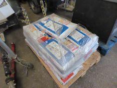 (69) 13 25kg bags of Oerlikon OP 121 TT/W dry bag welding flux