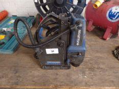 (2) Evolution Evo magnetic heavy duty drill (E321443)