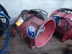 (5) Elite 300 electric fan heater (E324104)