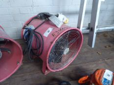 (3) Elite 300 electric fan heater (E316635)