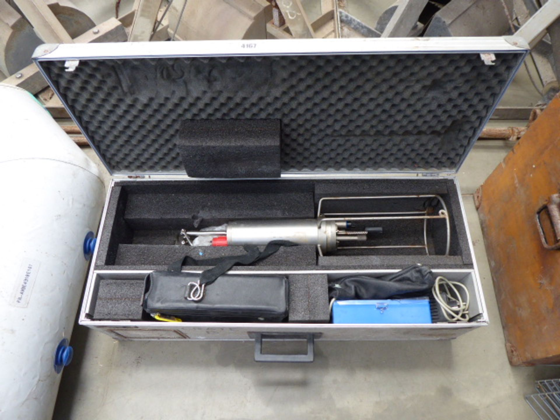 Lot 4167 - Eco Probe 27 water quality probe (salinity, conductivity etc).