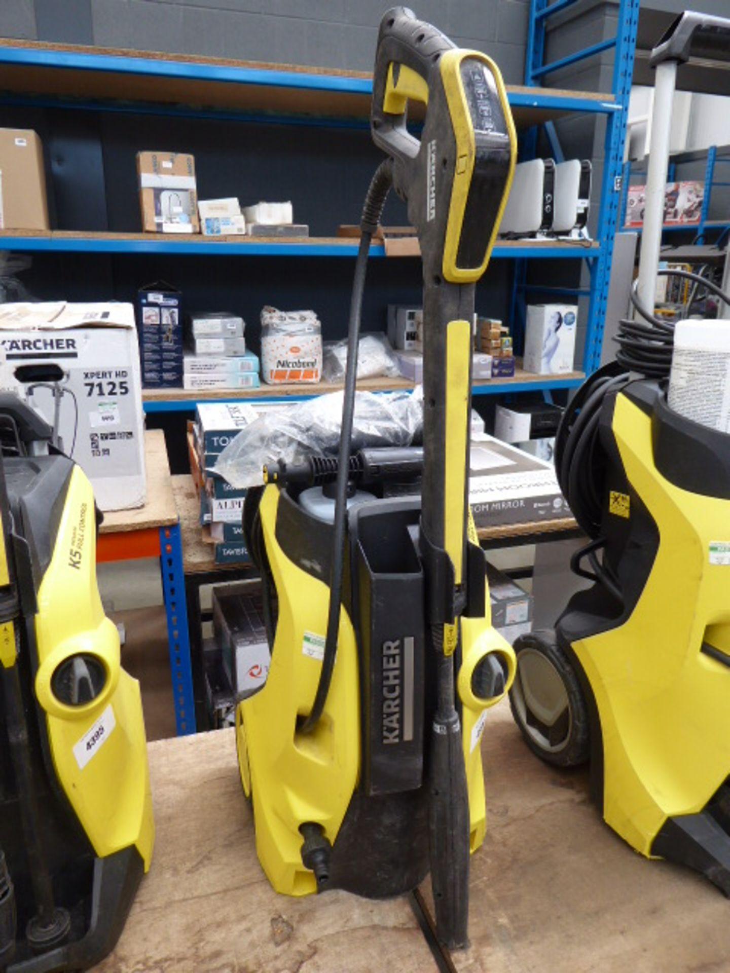 Lot 4396 - Karcher K5 premium full control electric pressure washer