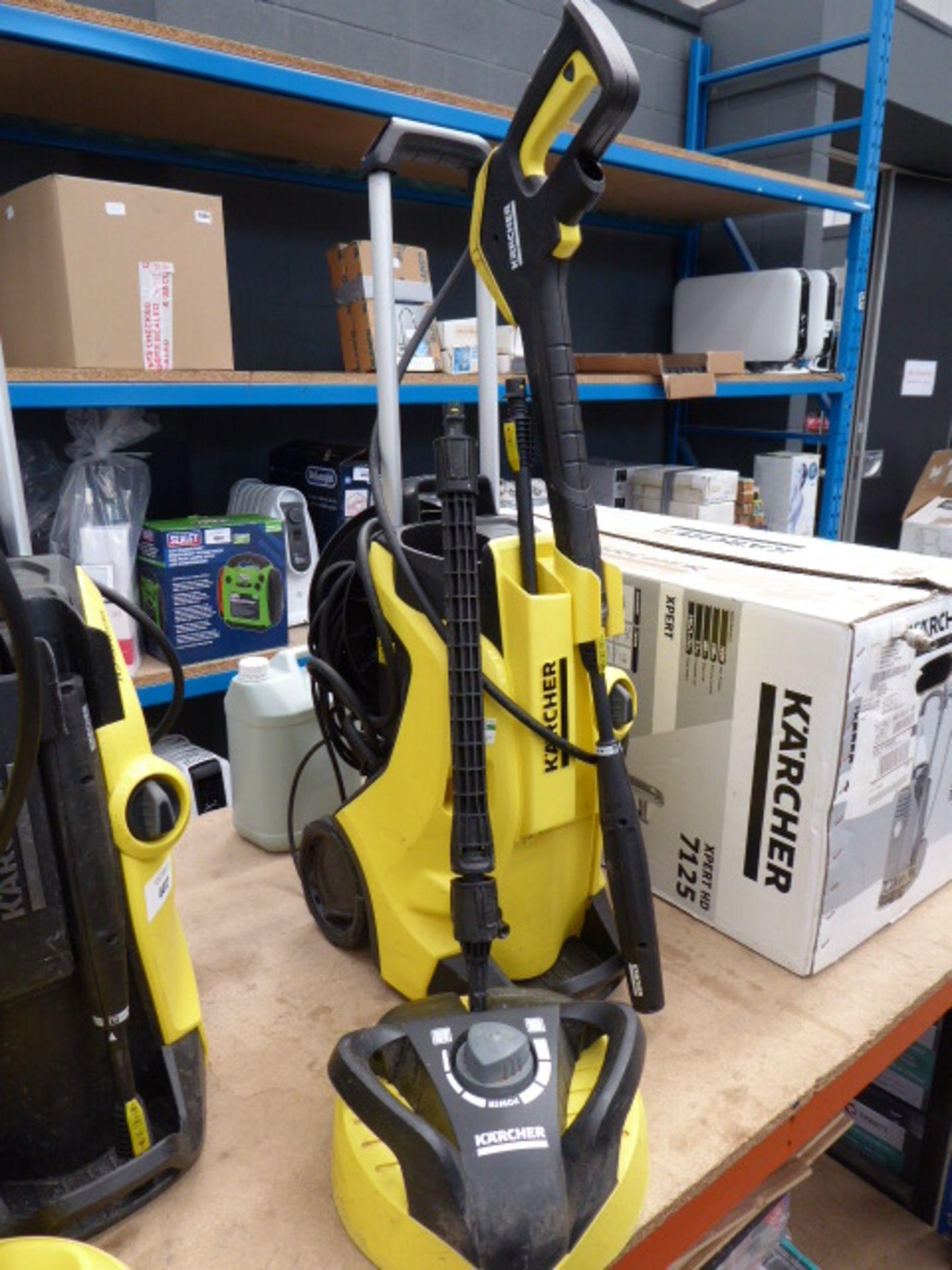 Lot 4411 - A Karcher K4 premium full control electric pressure washer