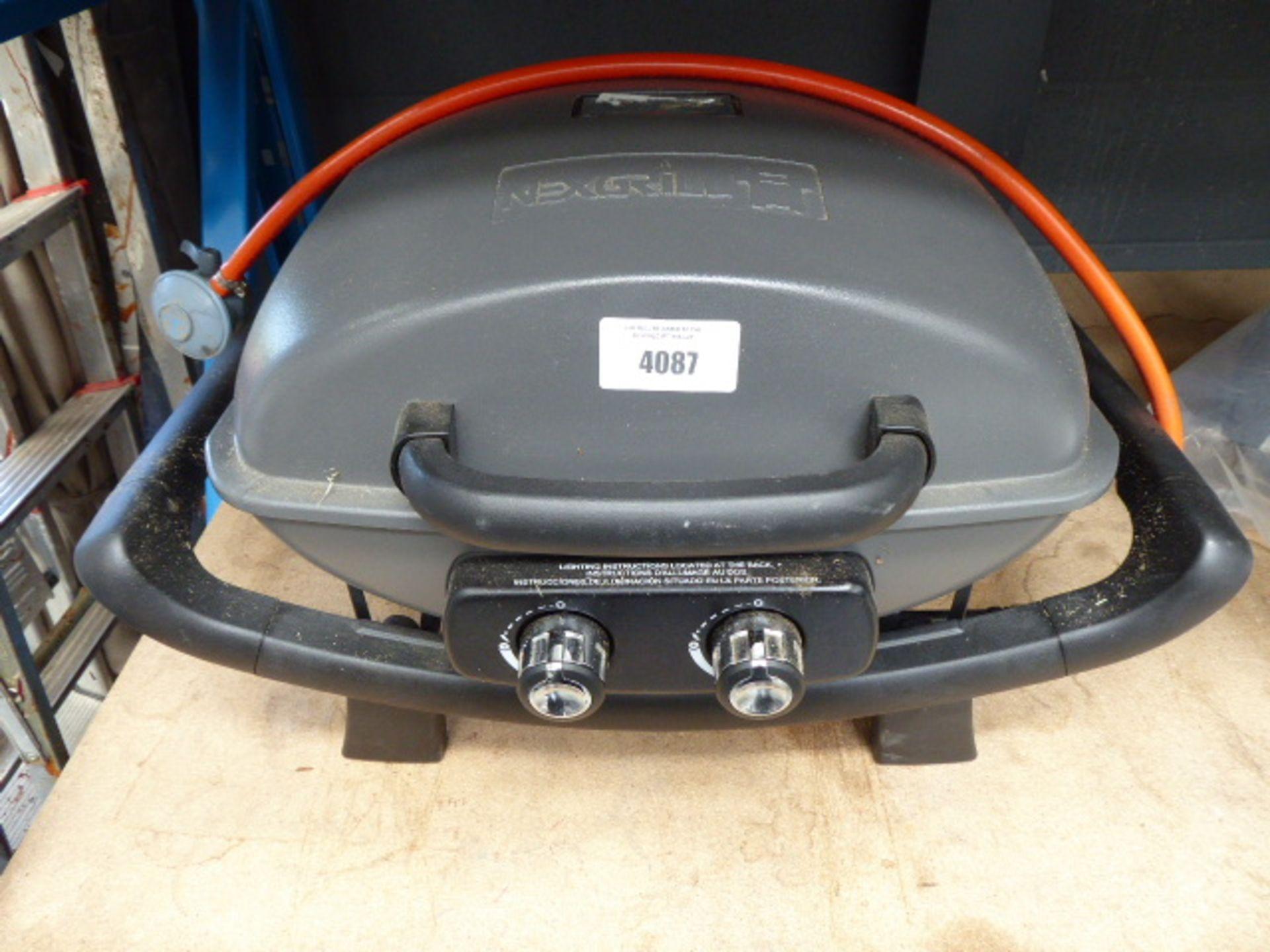 Lot 4087 - Nex Grill tabletop BBQ
