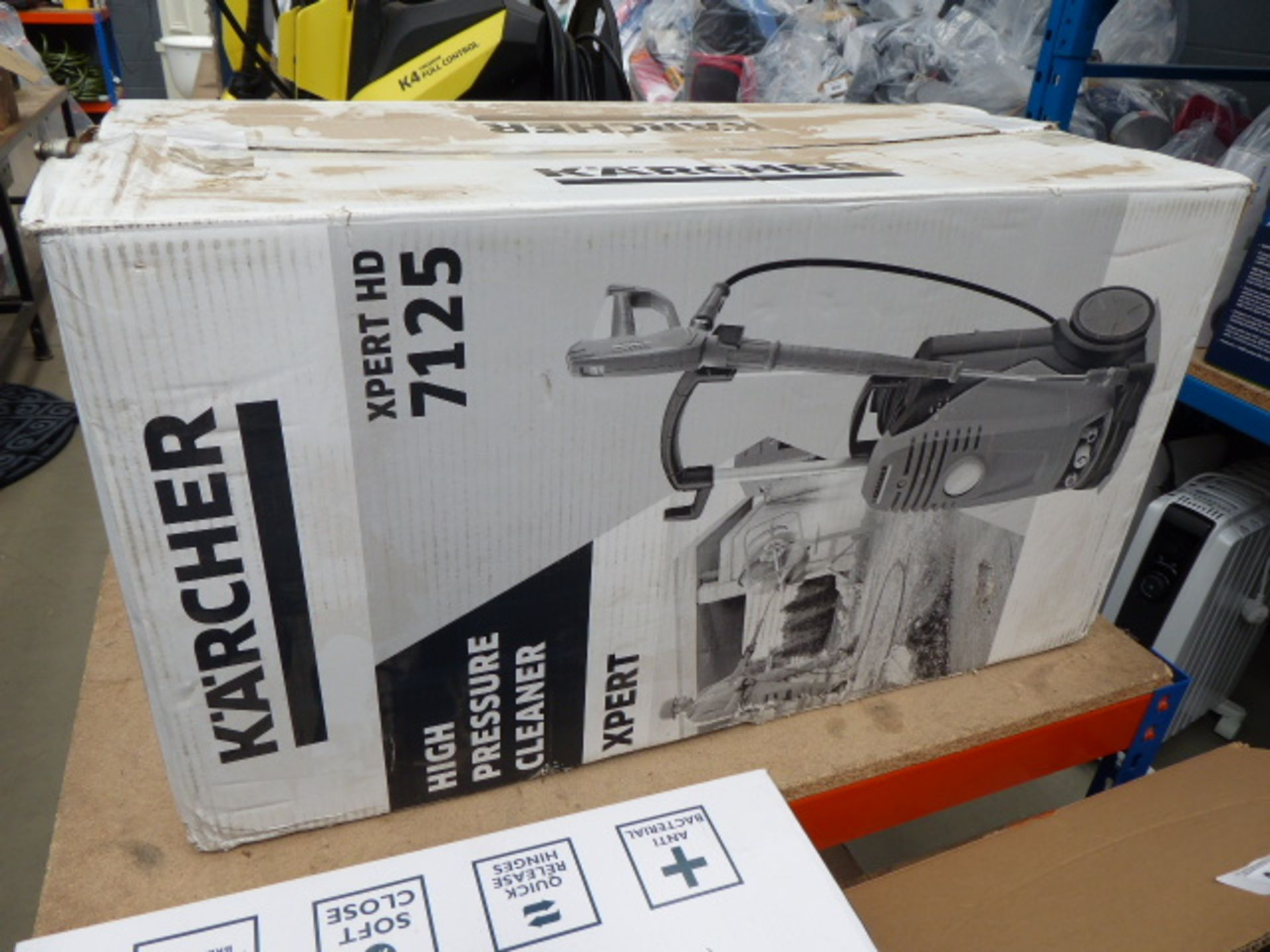 Lot 4410 - A boxed Karcher K5 electric pressure washer