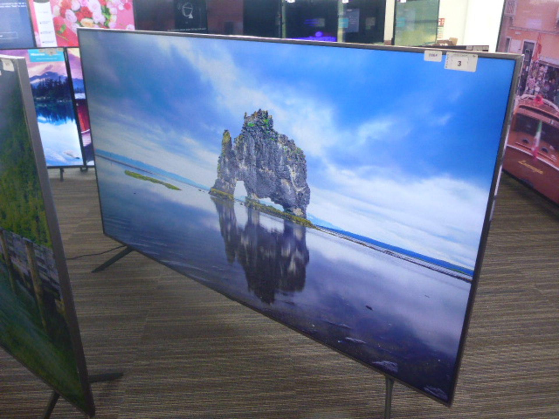 Samsung 70'' TV model number UE70TU7100K with box B150