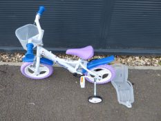 Disney Frozen child's cycle