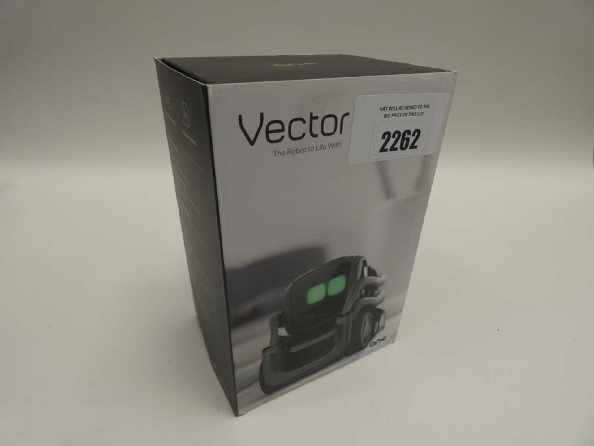 Lot 2262 - Anki Vector companion robot