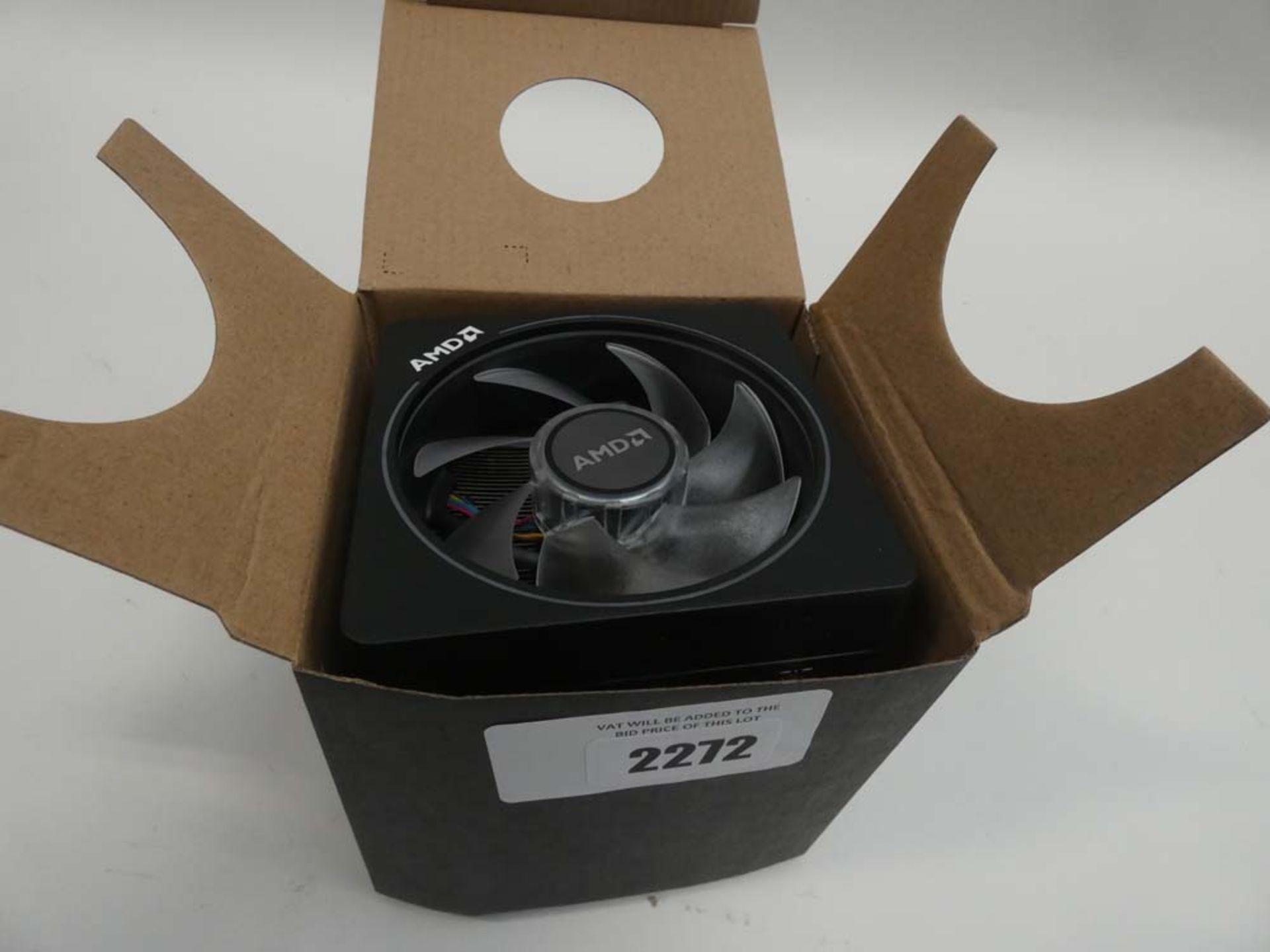 Lot 2272 - AMD processor fan