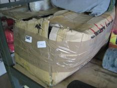 15kg box of charcoal briquettes