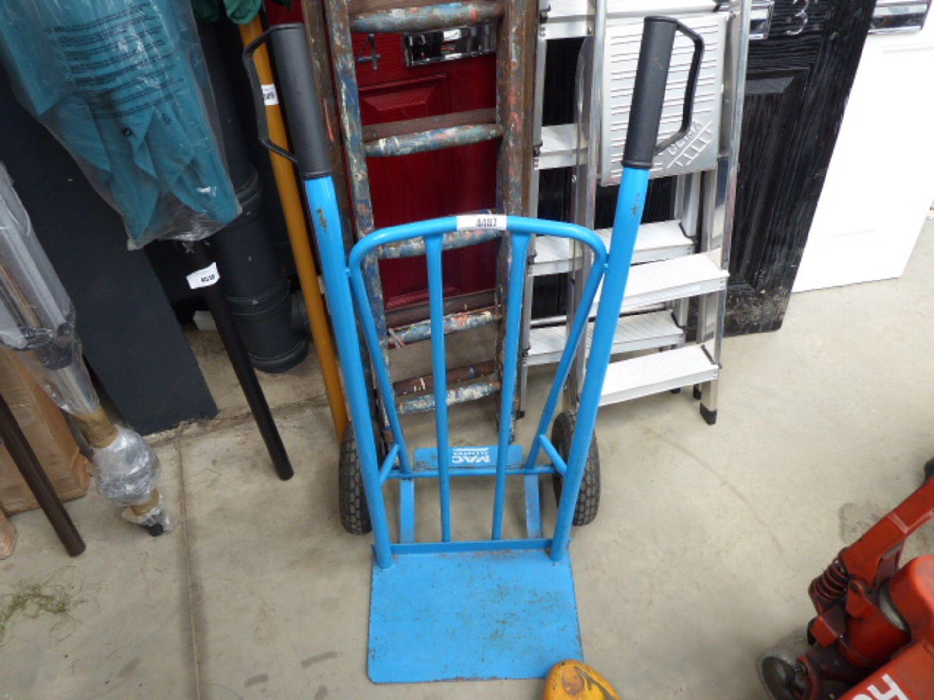 Lot 4487 - McCalister 2 wheel sack truck