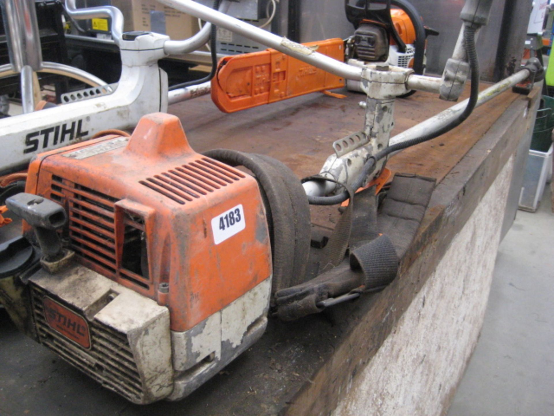 Lot 4183 - Stihl FS280K brush cutter