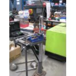 Clarke metal worker model CDP451F 230volt pillar drill