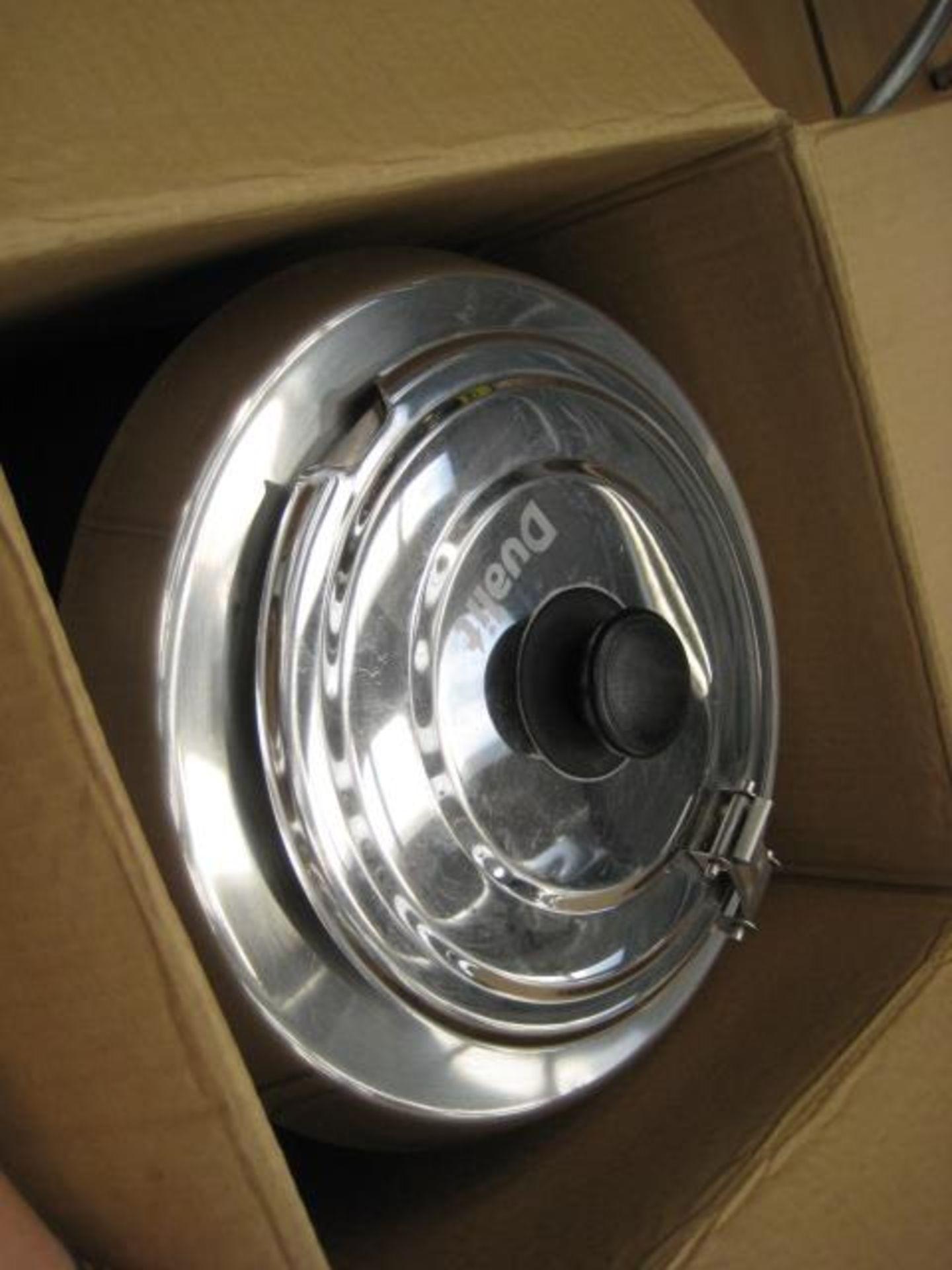 Lot 4206 - Dualit 10 litre soup kettle