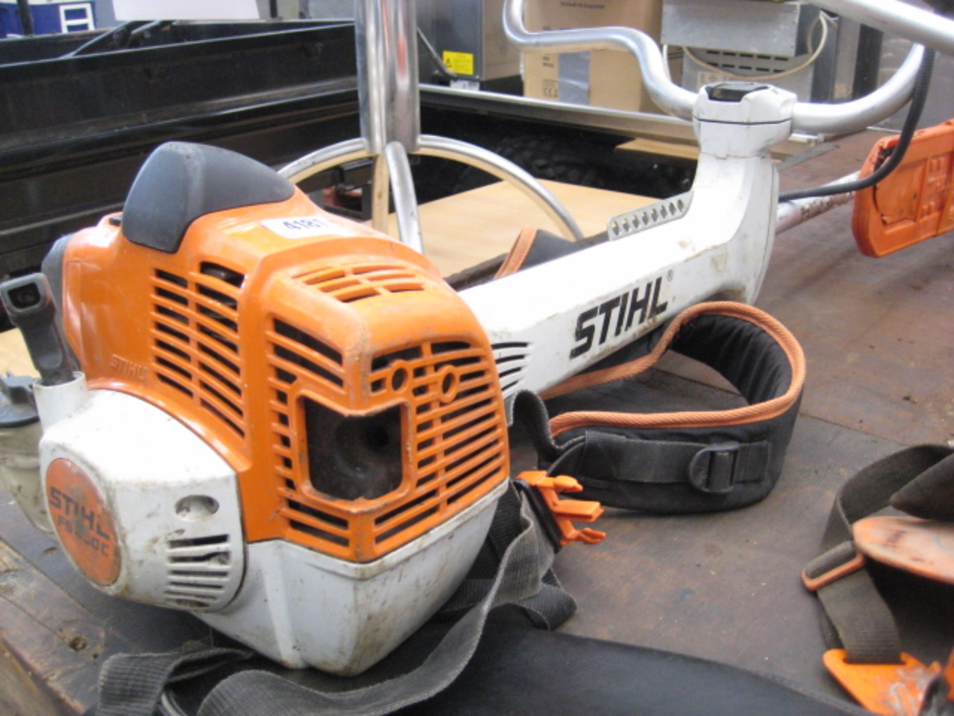 Stihl FS460C brush cutter
