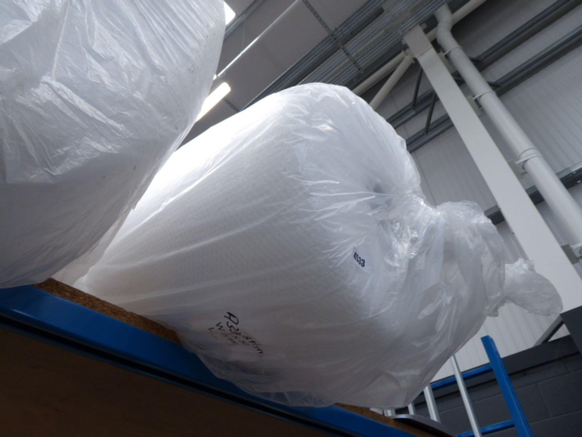 Lot 4533 - Large roll of bubblewrap