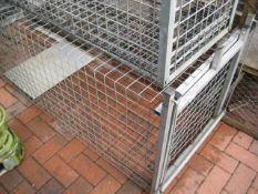 Steel Fox trap