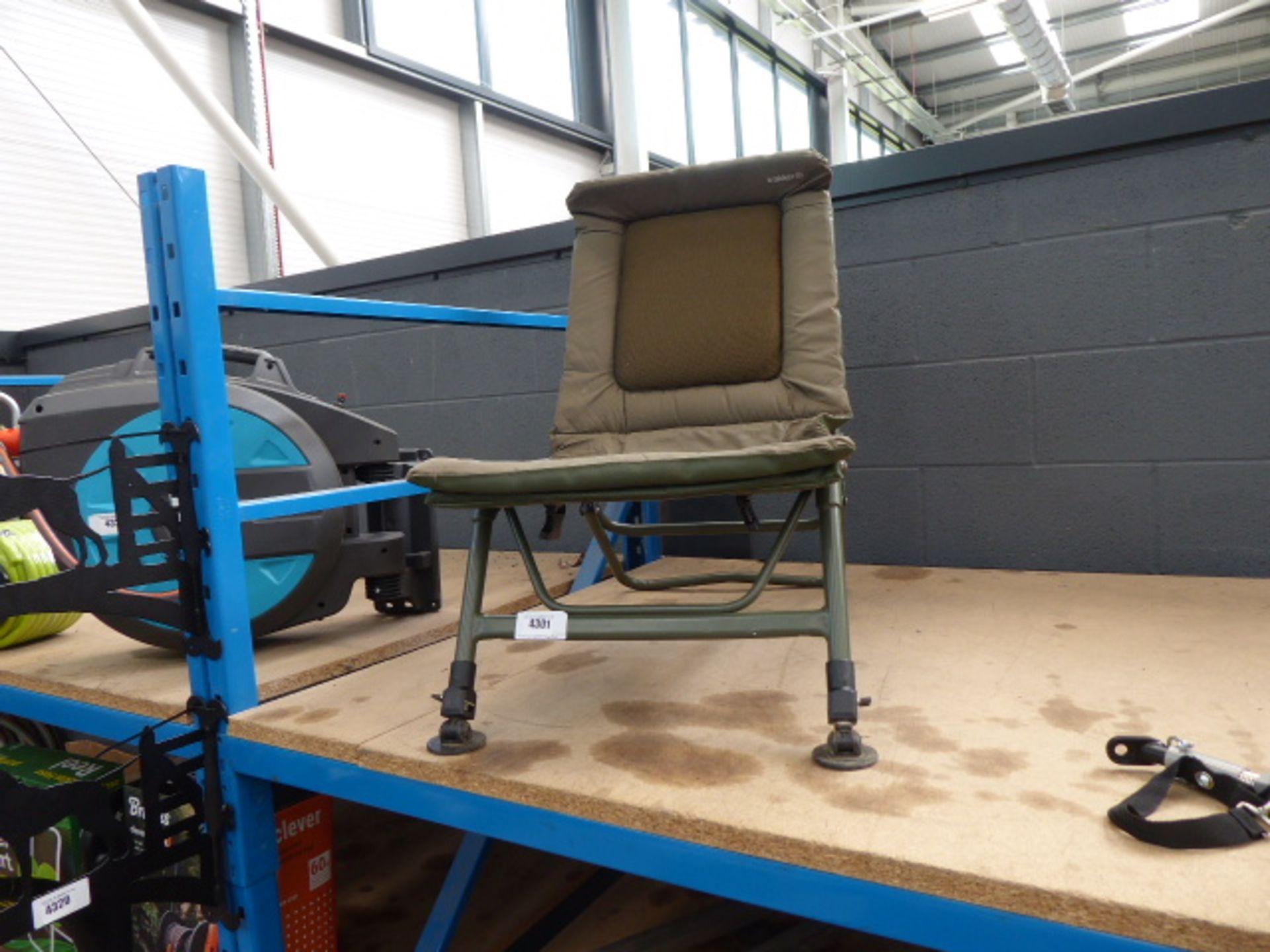 Lot 4301 - Fishing chair